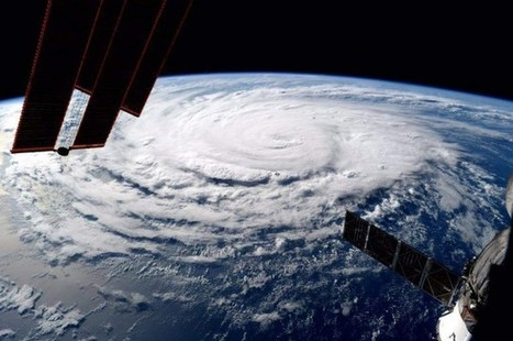Three Category 4 Hurricanes Churn In The Pacific Ocean | Sustainable Development | Scoop.it