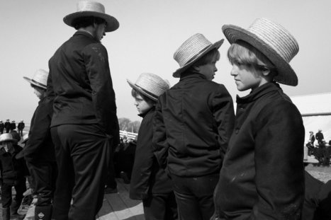 A Man Killed Five Amish Girls. Now, His Brother Is Photographing Their Community. | Integrated Practice | Scoop.it
