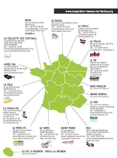 Innovation, coopération et dynamique des territoires | MusIndustries | Scoop.it