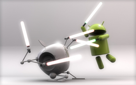 Android isn't 'winning' the smartphone war - and neither is iOS | Mobile Development | Scoop.it