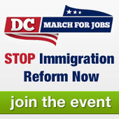DC March for Jobs July 15, 2013 9:30am- Stop Congress' Amnesty Push | Littlebytesnews Current Events | Scoop.it
