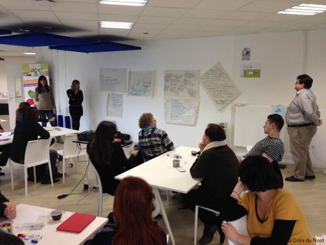 Lille La Catho forme salariés et entrepreneurs à l'économie créative | Les Ateliers d'Humanicité | Scoop.it