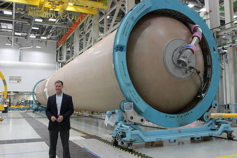 Rockets for Commercial Crew Launches Begin to Come Together | The NewSpace Daily | Scoop.it