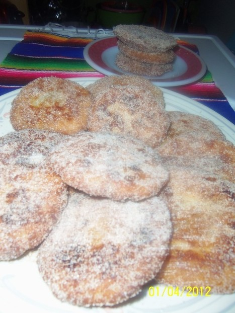 Bunuelos - Hispanic Kitchen | mexicanismos | Scoop.it