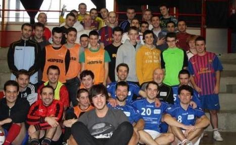 Génération jeunes: «A 16 ans, il fonde un club de football en salle» | T4 - Citoyenneté, liberté, solidarité | Scoop.it