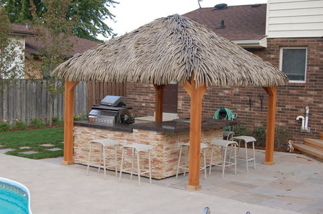 Tiki Huts and Palapas by Sunset Bamboo | Sunset Bamboo | Scoop.it