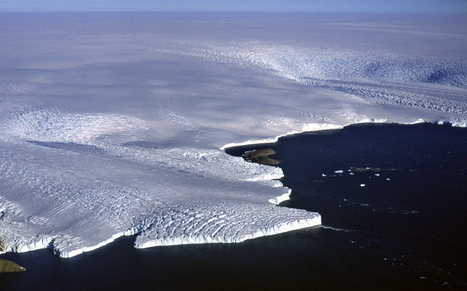 Enormous Canyon May Be Hidden Beneath Antarctic Ice | Science and Global Education Trends | Scoop.it