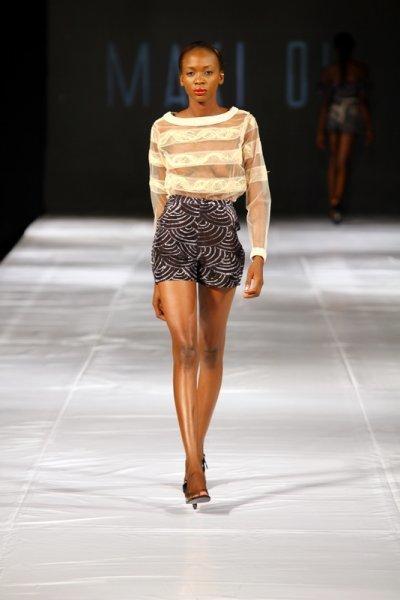 Mtn Lagos Fashion Design Week 2011 Maki