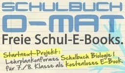 SCHULBUCH-O-MAT. Schulwissen in freie E-Books gepackt! - startnext.de | offene ebooks & freie Lernmaterialien (epub, ibooks, ibooksauthor) | Scoop.it