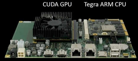 Spaniards prototype ARM-GPU hybrid supercomputer | arm | Scoop.it
