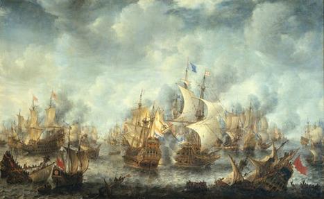 Historia de la navegación: Las guerras Púnicas y la eclosión de Roma   Mundo Clásico   Scoop.it