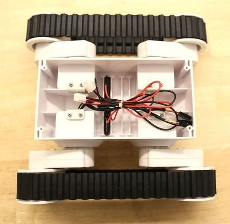 Battle Bots | Arduino in the Classroom | Scoop.it
