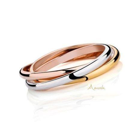 New release 3 Gold Silver & Rose Gold Portuguese Bangle s#amoshjewellery #jewellery #australia #handmade  http://amoshjewellery.com.au - Vanuatu | Real Estate | Scoop.it