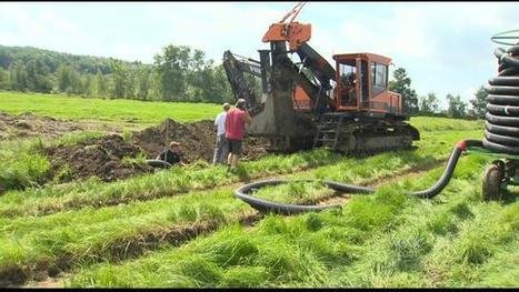 Vt. farms invest in tile drainage to boost crops | Canoeing & Kayaking | Scoop.it