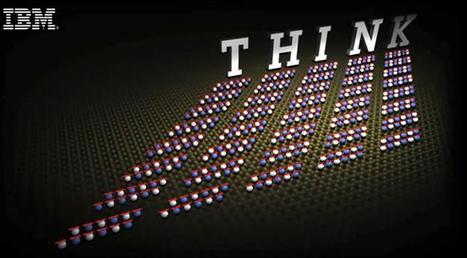 Breakthrough: IBM creates world's smallest data storage device   Amazing Science   Scoop.it