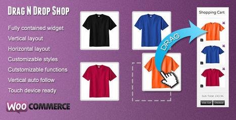 WooCommerce Drag N Drop Shop v1.4 | Download Free Nulled Scripts | Wordpress Templates | Scoop.it