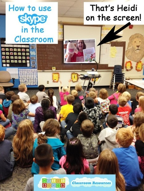 Using Skype in the Primary Classroom: An Adventure in Storytelling ... | Transliteracy in elementary school | Scoop.it