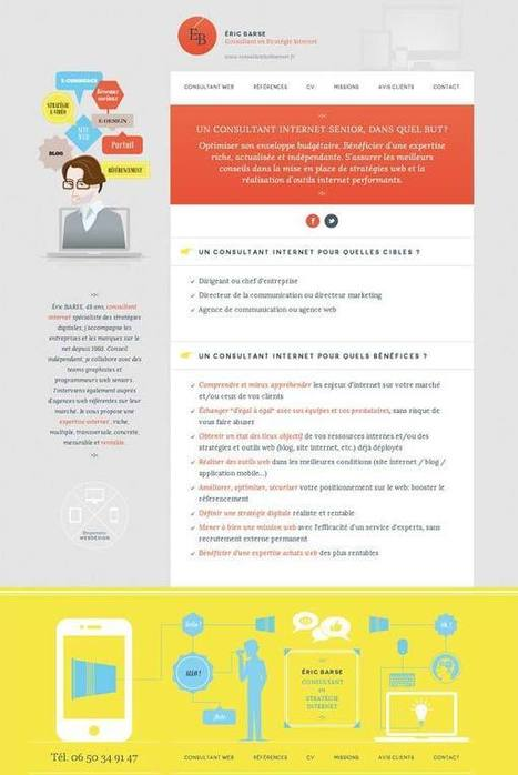 20 sites de web agence en infographies | Les infographies ! | Scoop.it