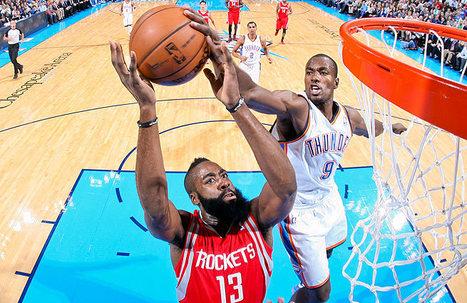 2013 NBA Playoff Matchups: Western Conference | Hardwood News | NCAA hoops | Scoop.it
