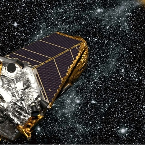 Kepler Spacecraft's Planet-Hunting Days Are Over | Stuff that Tweaks | Scoop.it