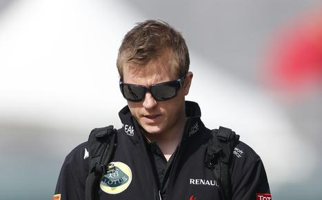 Lotus F1 Team - Exclusive content right from the heart of the F1 action :: Kimi Räikkönen Upbeat on Chinese GP Potential | Kimi Raikkonen - Iceman | Scoop.it