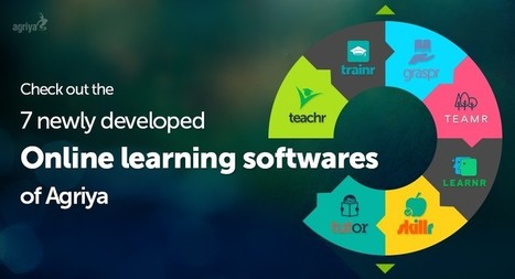 Check out 7 newly developed online learning softwares of Agriya | Elance Clone Template, Freelancer Clone script - Agriya | Scoop.it