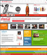 Coke Revamps Web Site to Tell Its Story | Brand Marketing & Branding | Scoop.it