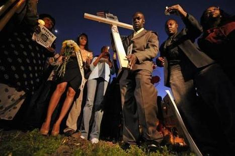 Trayvon Martin tributes | Highlights News Of The World | Scoop.it