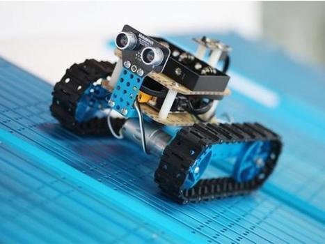 Get the Makeblock Arduino Starter Robot Kit for 46% Off - TweakTown   Raspberry Pi   Scoop.it