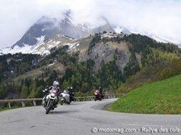 Haute-Savoie : carton plein pour le Rallye des Cols 2013   Voyages et balades à moto   Scoop.it