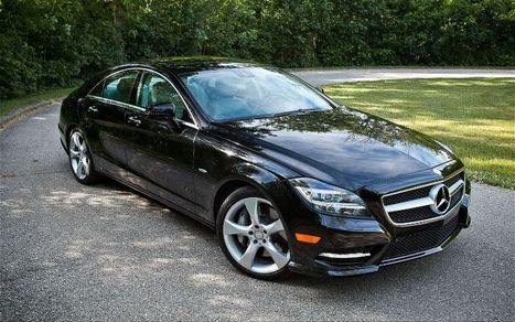 2012 Mercedes Benz CLS550 4MATIC | PinxCars | Scoop.it