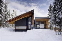 Kicking Horse Residence, Golden, B.C. | Idées d'Architecture | Scoop.it