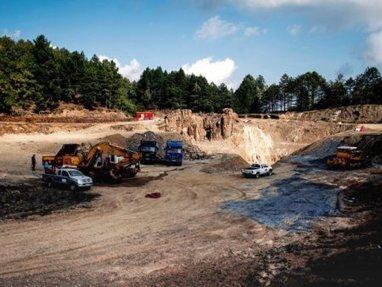 Skouries forest gold mining | Peer2Politics | Scoop.it