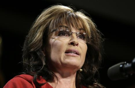 Sarah Palin Out for 'Mama Grizzly,' Doubles Down on Terrorist Remark - NBC News   Gov & Law -Kenna Johnson   Scoop.it