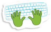 Keyboarding instruction, touch typing method for schools: Typing Pal Online | Lower School Summer Learning 2014 | Scoop.it