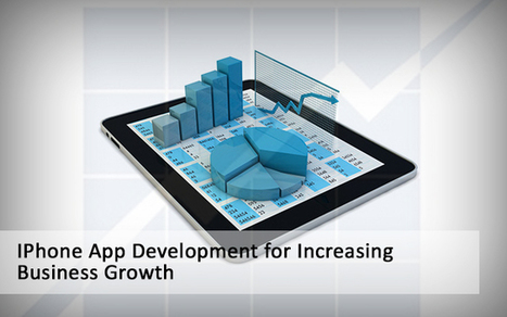 How iPhone app can maximize your business? | iPhone Applications Development | Scoop.it