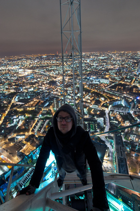 Climbing a Shard of Glass   Place Hacking   Passe-partout   Scoop.it