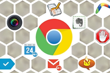 The 100 Best Free Google Chrome Extensions | Orientar | Scoop.it