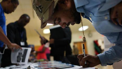 Applications for unemployment benefits up - CBS News | Workforce Development | Scoop.it