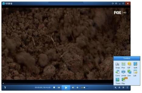 QQ Player: genial reproductor, editor y convertidor de audio y vídeo | Educacion, ecologia y TIC | Scoop.it