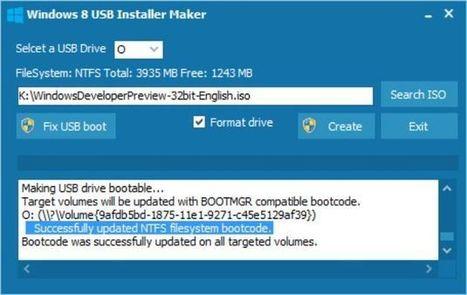 Win8USB, instala fácilmente la versión de prueba de Windows 8 desde una memoria USB | Recull diari | Scoop.it