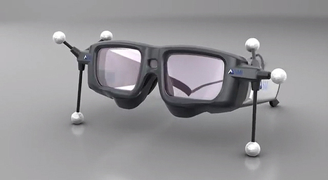 Next Generation 3D Glasses With Full Eye Tracking Capabilities   Eyetracking news   Scoop.it