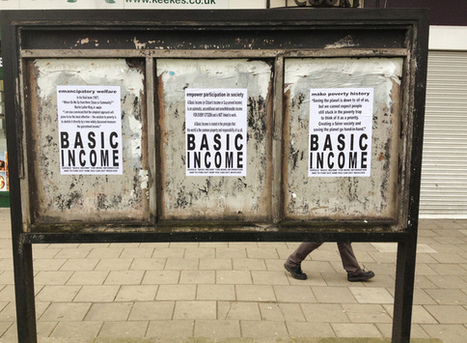 Why Should We Support the Idea of Universal Basic Income? | Arguments for Basic Income | Scoop.it