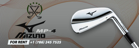 Mizuno MP-4 Blades Performance review | Golf News and Reviews | Scoop.it
