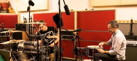 Drum Against the Machine: How to Be a Better Drummer in the Studio - Noisey (blog) | Drums And Grooves (for those who hit things to make sounds) | Scoop.it