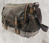 waxed canvas messenger bags unisex   personalized canvas messenger bags and backpack   Scoop.it