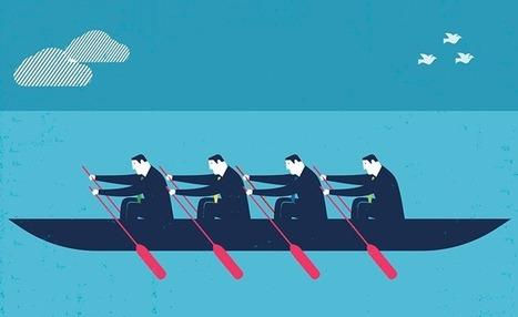 6 Hallmarks of High Performing Teams. #performancemanagement | New Leadership | Scoop.it