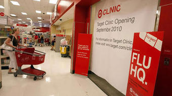 Target to open 3 more clinics in Chicago area stores - Chicago Tribune | retail trends | Scoop.it