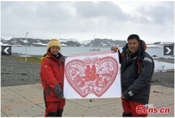 Chinese Couple Gets Married in Antarctica - The Epoch Times | Antarctica | Scoop.it