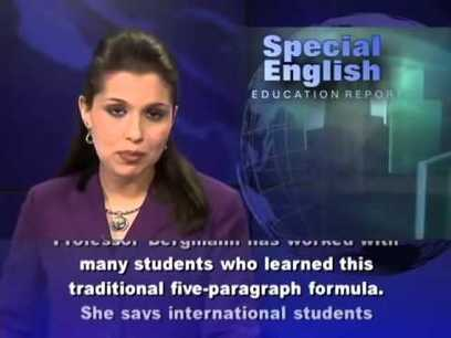 Academic Writing Beyond the Five Paragraph Essay - YouTube | Academic Writing in ESL | Scoop.it